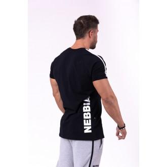"Nebbia tričko 90""s Hero 143 - Čierne"