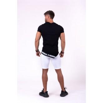 Nebbia tričko s krátkym rukávom Be rebel 140 - Čierne