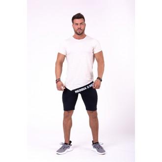 Nebbia tričko s krátkym rukávom Be rebel 140 - Krémové