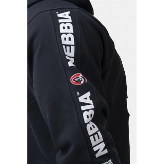 Nebbia Unlock the Champion mikina s kapucňou 194 - Čierna