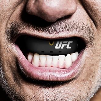 Opro Gold UFC Chránič na zuby - Čierny
