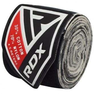 RDX 4.5m Elastické boxerské bandáže - Maskáčové