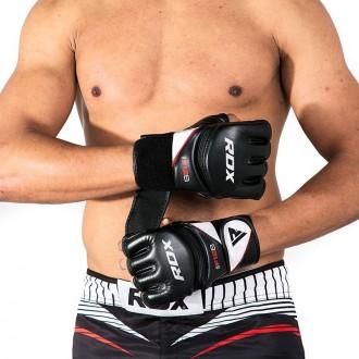 RDX F12 MMA Rukavice - Čierne