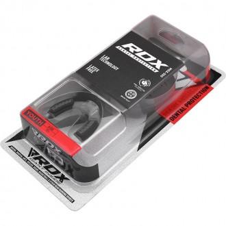 RDX Gélový Chránič Na Zuby - Sivý