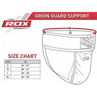 RDX Suspenzor H1 - Biely