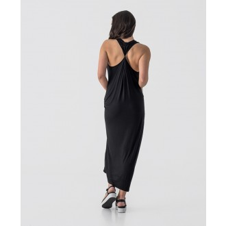 Retrojeans dámske šaty MABEL DRESS - Čierna