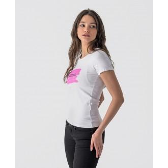 Retrojeans dámske tričko HETA - Biela