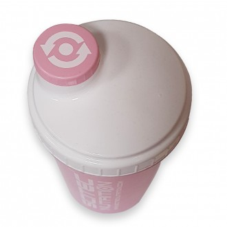 Scitec Nutrition šejker 700ml - Ružový