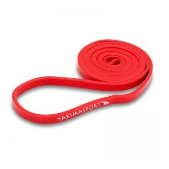 Yakimasport fitness odporová guma - Stredná