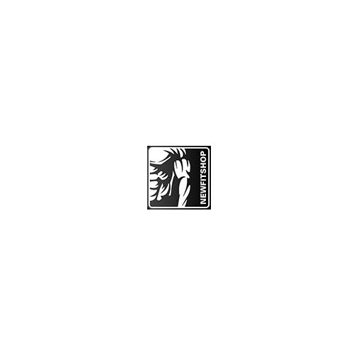 Fiskars Universalmesser, Inklusive Köcher zum sicheren Verstauen, Länge 22,5 cm, Schwarz/Orange, K40, 1001622